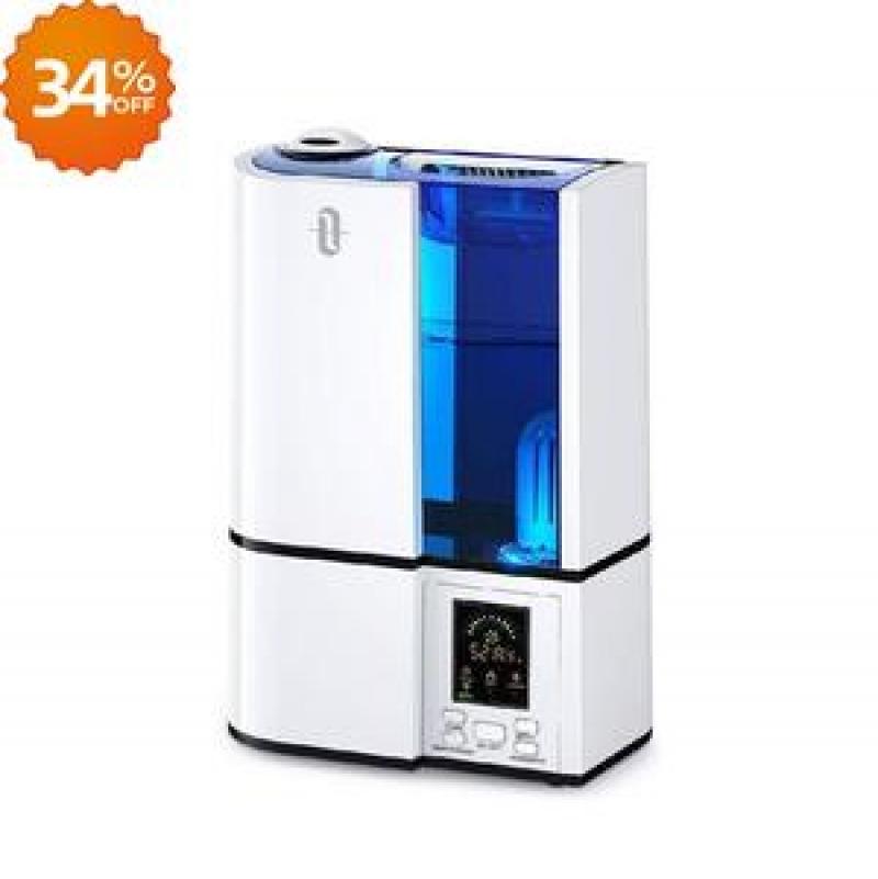 ihocon: 4L Ultrasonic Cool Mist Bedroom Humidifiers 超音波室內加濕器