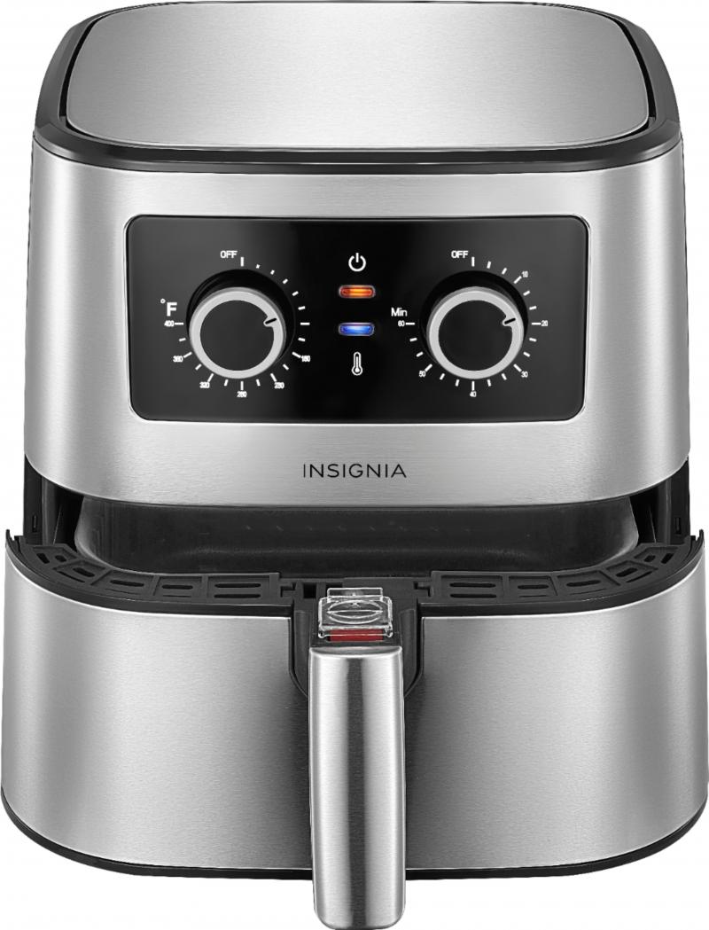 ihocon: Insignia - 5-qt. Analog Air Fryer 氣炸鍋