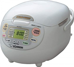 ihocon: Zojirushi NS-ZCC18 10-Cup Neuro Fuzzy Rice Cooker, 1.8-Liters 電飯鍋