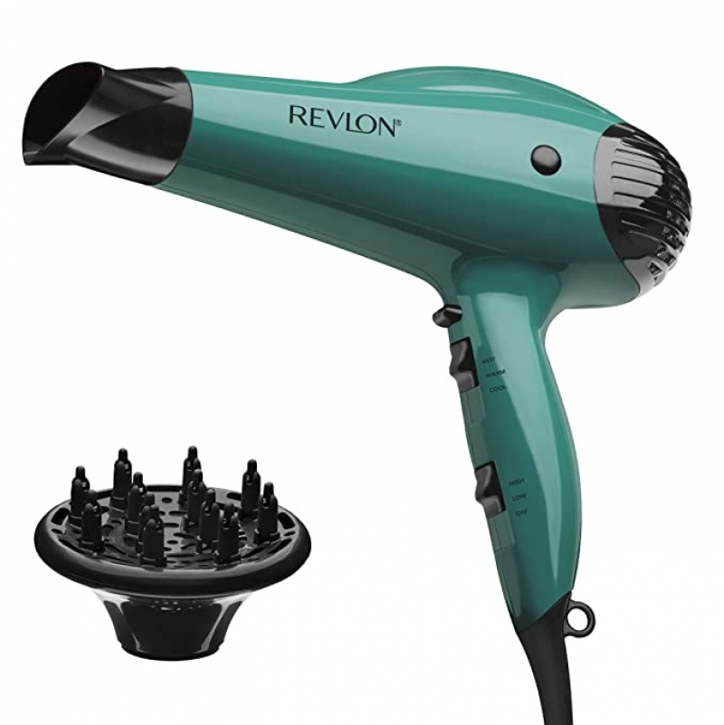 ihocon: REVLON 1875W Volume Booster Hair Dryer 吹風機