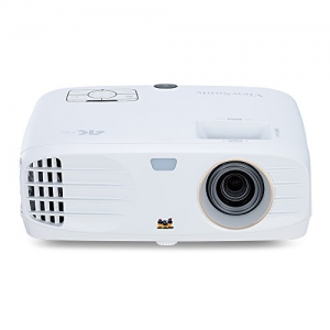 ihocon: ViewSonic 4K Projector with 3500 Lumens HDR Support and Dual HDMI for Home Theater Day and Night (PX747-4K) 家庭劇院投影機