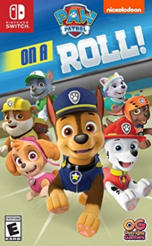 ihocon: [Nintendo Switch遊戲] Paw Patrol On A Roll