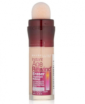 ihocon: Maybelline New York Instant Age Rewind Eraser Treatment Makeup, Creamy Ivory, 0.68 fl. oz. 橡皮擦遮瑕筆