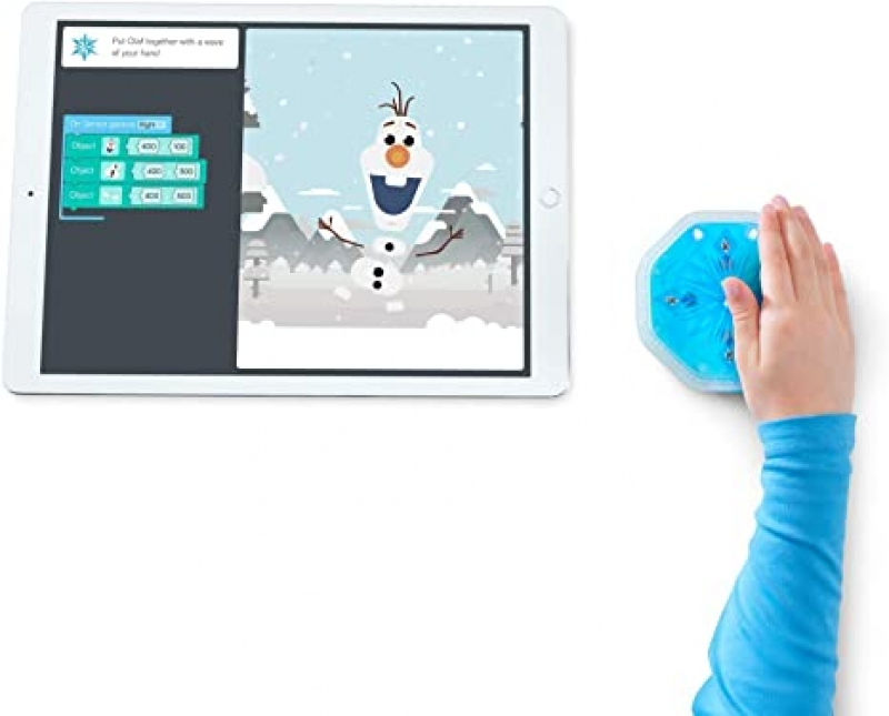 ihocon: Kano Disney Frozen 2 Coding Kit Awaken The Elements. STEM Learning and Coding Toy for Kids 迪士尼冰雪奇緣 兒童編程學習STEM玩具