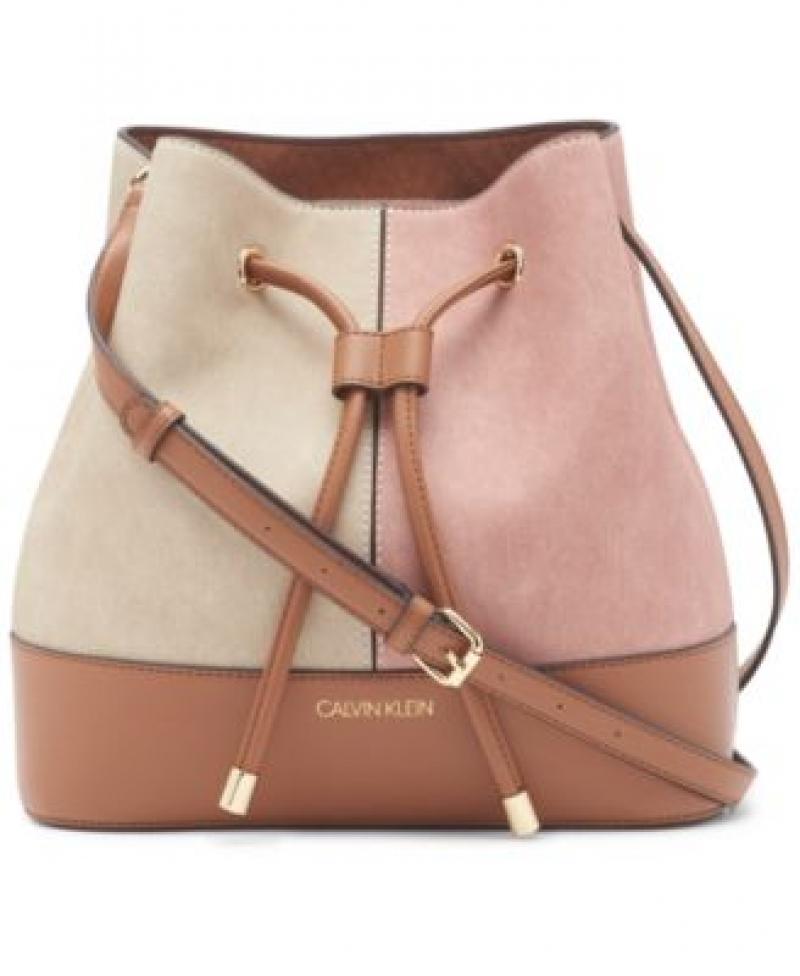 ihocon: Calvin Klein Gabrianna Bucket Bag  女士水桶包