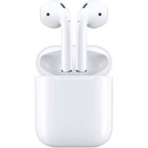 ihocon: [最新款] Apple AirPods with Charging Case (2nd Generation) 帶充電盒