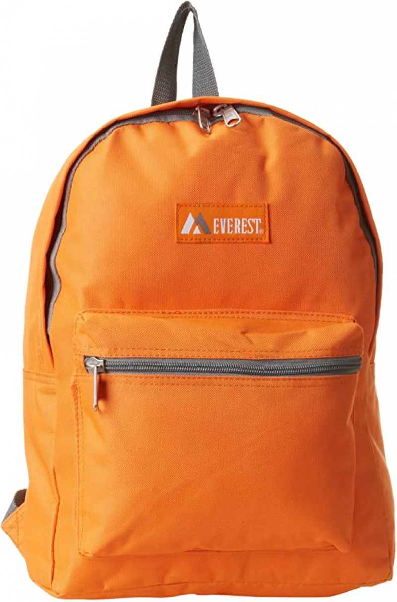 ihocon: Everest Basic Backpack, Orange 背包