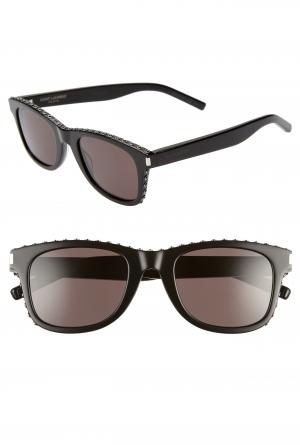 SAINT LAURENT 男士太陽眼鏡 $372(原價$930)