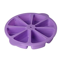 ihocon: SHEbaking Baking Molds Silicone Triangle DIY 8 Cavity Scone Pan 矽膠蛋糕模