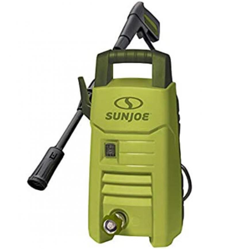 ihocon: Sun Joe SPX206E 1600 PSI 1.45 GPM Max Compact Electric Pressure Washer高壓清洗機