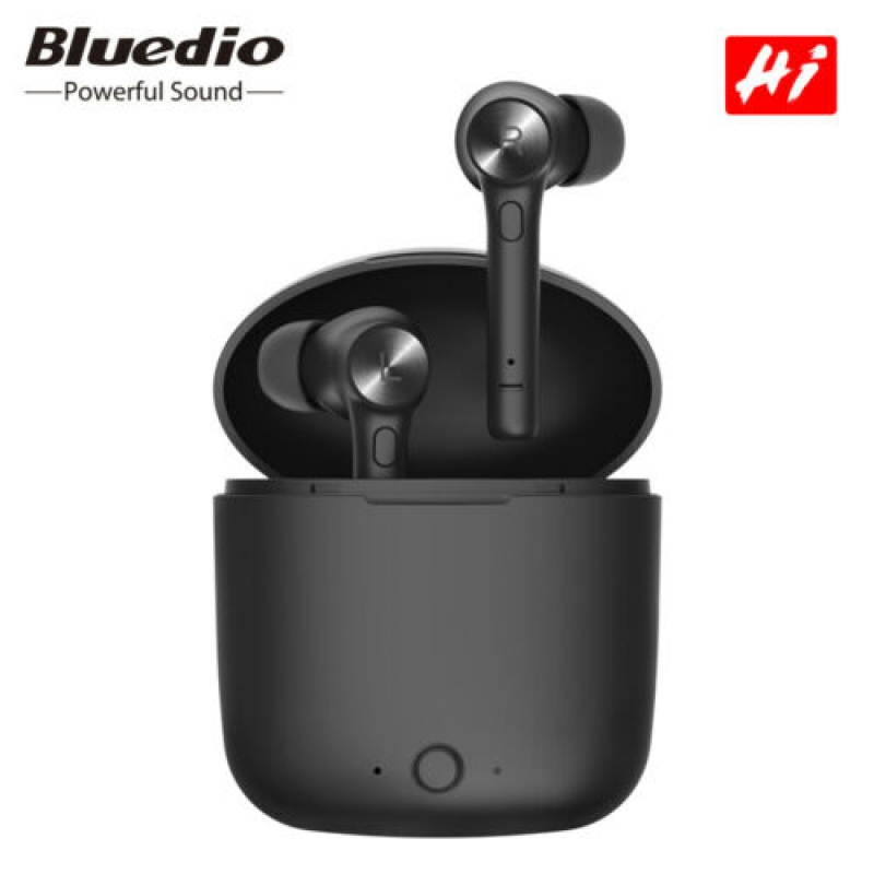 ihocon: Bluedio Hi Wireless Bluetooth Earphone 真無線耳機