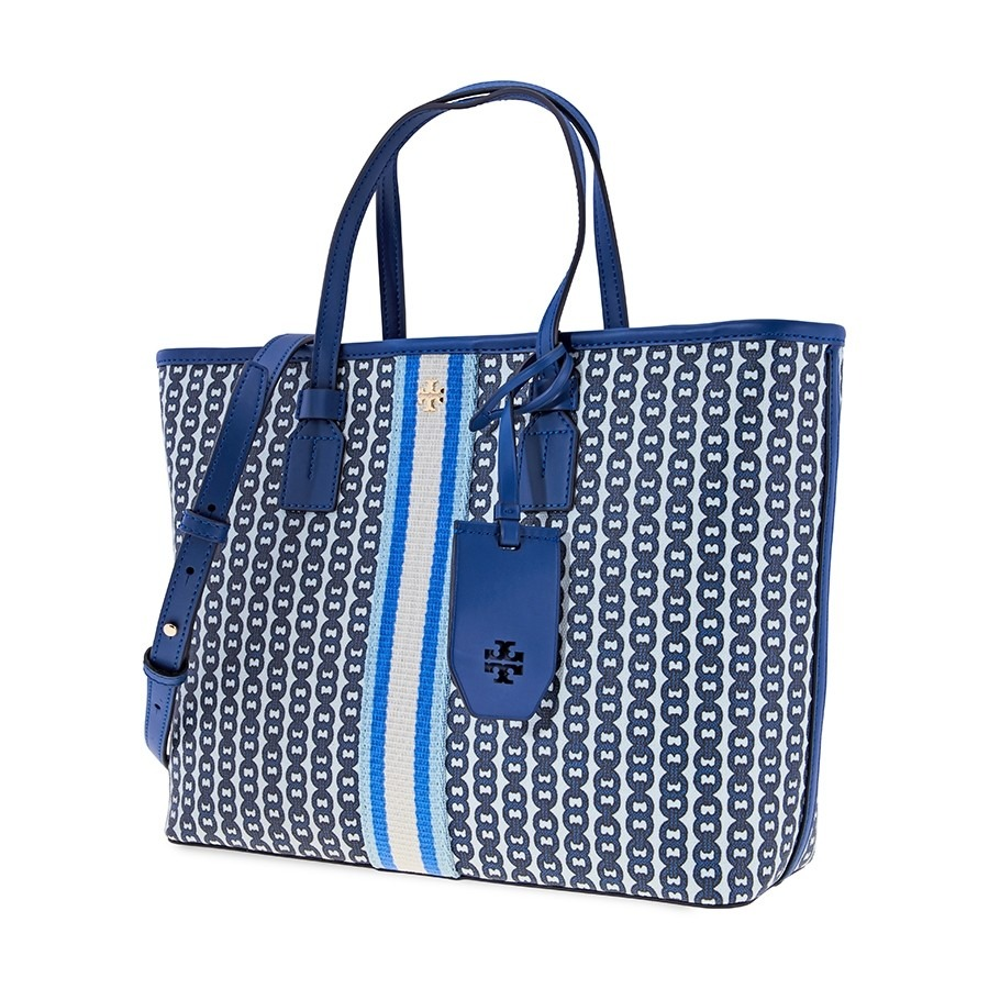 ihocon: Tory Burch Gemini Link Canvas Small Tote 包包