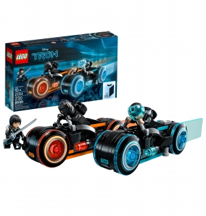 ihocon: LEGO Ideas TRON: Legacy 21314 Construction Toy inspired by Disney's TRON: Legacy movie (230 Pieces)