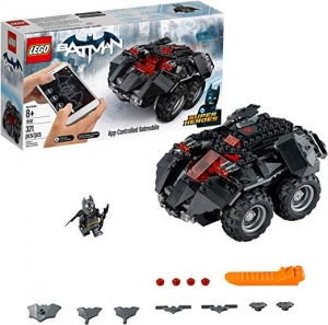 ihocon: [遙控蝙蝠車] LEGO DC Super Heroes App-controlled Batmobile 76112 Remote Control(321 Piece)
