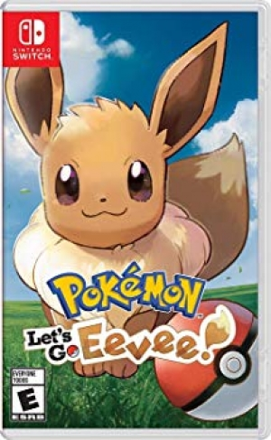 ihocon: Nintendo Switch遊戲 - Pokemon: Let's Go, Eevee!