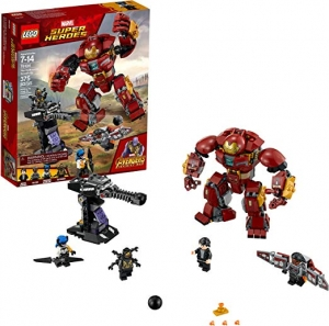 ihocon: LEGO Marvel Super Heroes Avengers: Infinity War The Hulkbuster Smash-Up 76104 Building Kit (375 Pieces)