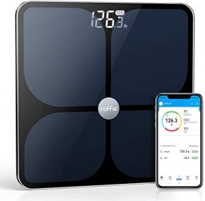 ihocon: Roffie Smart Weight Body Scale Composition Analyzer 體脂體重秤