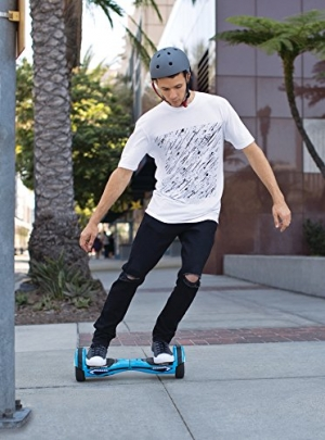 ihocon: Razor Hovertrax 2.0 Hoverboard Self-Balancing Smart Scooter - Blue 兩輪自動平衡滑板車