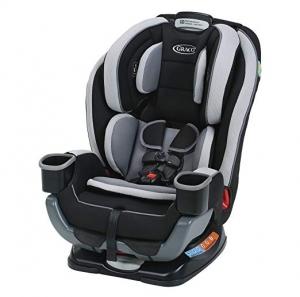 [新低價] Graco Extend2Fit 三合一汽車座椅 (由嬰兒至100磅) $139.79免運(原價$249.99)