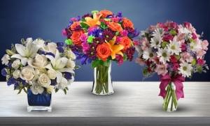 ihocon: $40 Blooms Today 鮮花扺用券只賣$20