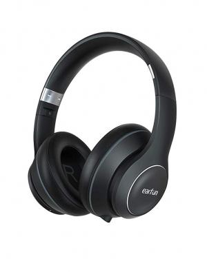EarFun 藍牙無線折疊麥克風耳機 $29.99免運(原價$49.99)