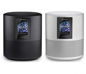 ihocon: Bose Home Speaker 500 with Alexa voice control built-in, Silver