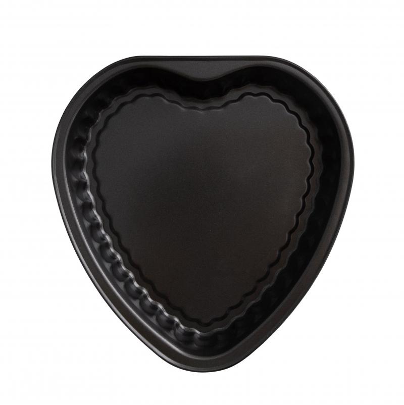 ihocon: Large Heart Steel Cake Pan by Celebrate It™  心型烤盤
