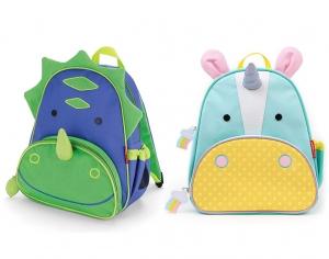 ihocon: Skip Hop Toddler Backpack, 12 Dinosaur School Bag 幼兒背包