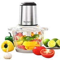 ihocon: Elechomes 8-Cup Electric Food Processor/Food Chopper 電動食物處理器/食物切碎機