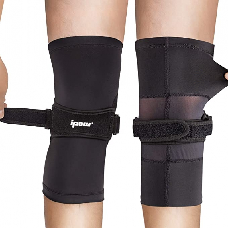 ihocon: IPOW Latest 2 in 1 Knee Strap 護膝一副