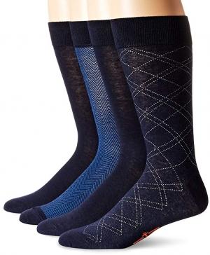Dockers 男襪 4雙$8.60(原價$16)