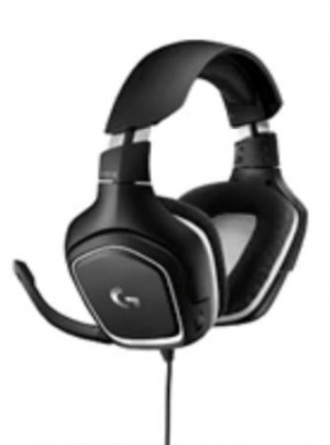 ihocon: Logitech G332 SE 3.5mm Wired Gaming Headphones (White/Black) 遊戲耳機
