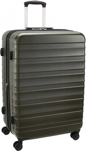 ihocon: AmazonBasics 28 ABS Hardside Spinner Luggage 硬殼行李箱