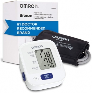 ihocon: Omron Bronze Upper Arm Blood Pressure Monitor 歐姆龍上臂血壓計
