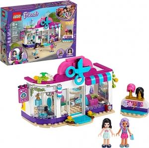 ihocon: [2020新款] LEGO Friends Heartlake City Play Hair Salon Fun Toy 41391 Building Kit, New 2020 (235 Pieces)