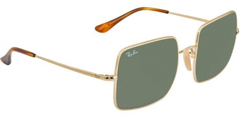 ihocon: Ray Ban雷朋Classic Green G-15 Square Sunglasses太陽眼鏡