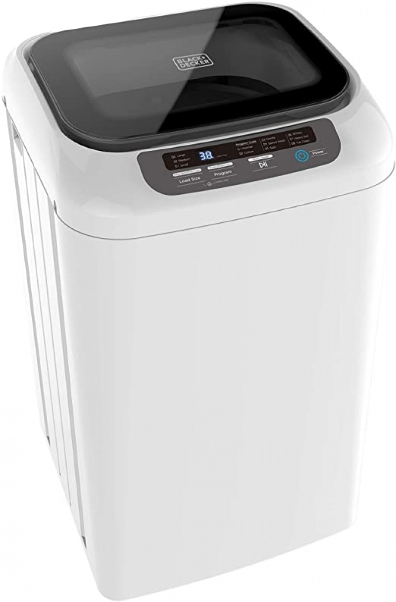 ihocon: BLACK+DECKER Washer Portable Laundry 小型洗衣機