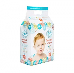 ihocon: The Honest Company Baby Wipes, 288 Count 嬰兒濕巾