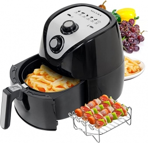 ihocon: Secura Air Fryer 3.4Qt / 3.2L 氣炸鍋