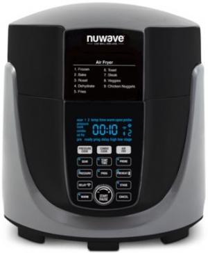 ihocon: NuWave 33801 Duet Pressure Cooker & Air Fryer Combo 2合1 壓力鍋/氣炸鍋