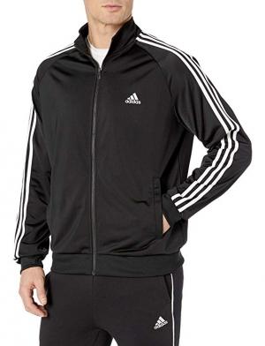 ihocon: adidas Men's Tricot Track Jacket  男士夾克
