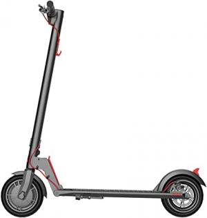 ihocon: Gotrax GXL V2 Commuting Electric Scooter - 8.5 Air Filled Tires - 15.5MPH & 9-12 Mile Range - Version 2 電動滑板車