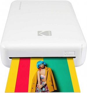 ihocon: Kodak Mini 2 HD Wireless Portable Mobile Instant Photo Printer – Compatible w/iOS & Android Devices 柯達無線便攜式照片打印機