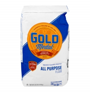 ihocon: Gold Medal All-Purpose Flour 10 Lb (2 Pack) 麵粉10磅