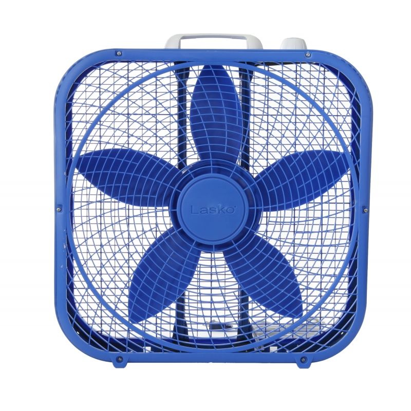 ihocon: Lasko Cool Colors 20 3-Speed Box Fan 3段速方形風扇-3色可選