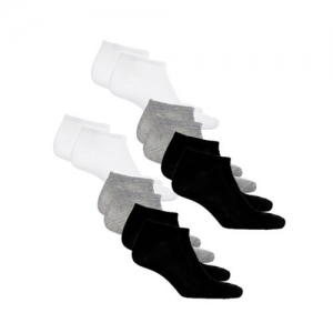 ihocon: Everlast Men's 7 Pack No Show Socks 男襪7雙