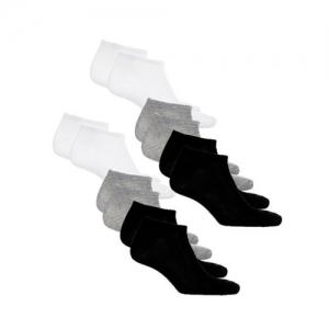 ihocon: Everlast Men's 7 Pack No Show Socks 男襪7雙