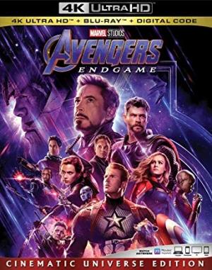 ihocon: Avengers: Endgame (4K Ultra HD + Blu-ray)