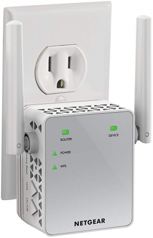 ihocon: NETGEAR Wi-Fi Range Extender EX3700 - Coverage up to 1000 sq.ft 無線網路訊號增強器