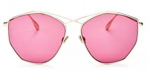 ihocon: Dior Women's Stellaire Mirrored Geometric Sunglasses, 59mm 女士太陽眼鏡